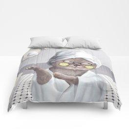 Roll My Eyes Comforters