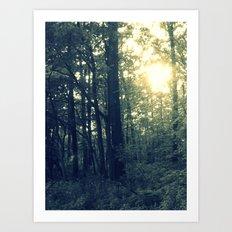 Dual Nature Art Print