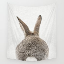 Bunny Tail Wall Tapestry