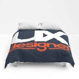 UX Designer Comforters
