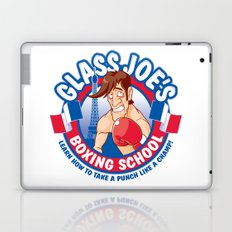 Glass Joe's Boxing School Laptop & iPad Skin