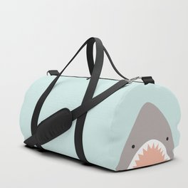 shark attack Duffle Bag