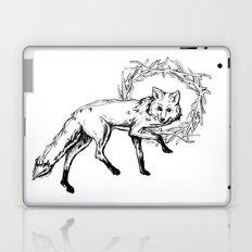 Fox King Laptop & iPad Skin