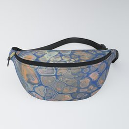 Octopus Abstracted Fanny Pack