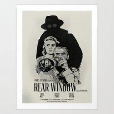 R. W. Art Print