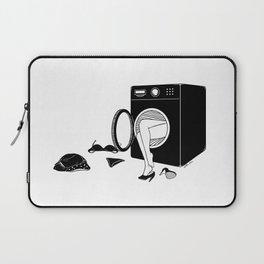 Washing Bad Memories Laptop Sleeve