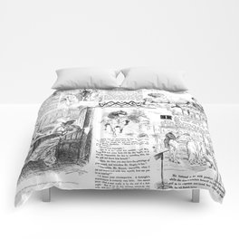 Pride and Prejudice - Pages Comforters