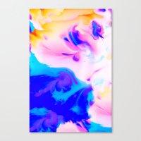 Motely Canvas Print