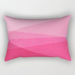 Stripe XI Cotton Candy Rectangular Pillow