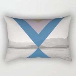 Boho Arrows of Lake Wanaka Rectangular Pillow