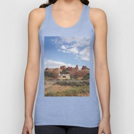 Rock Camper Unisex Tank Top