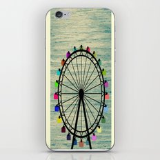 Longing for Summer iPhone & iPod Skin