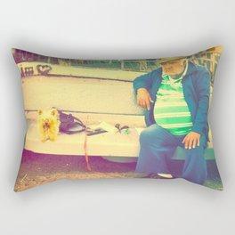 Watch For the Kids Rectangular Pillow