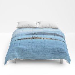 Isla sureña Comforters