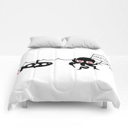 Sad Kraken Comforters