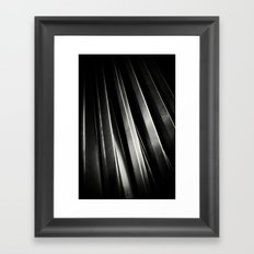 STEEL I. Framed Art Print