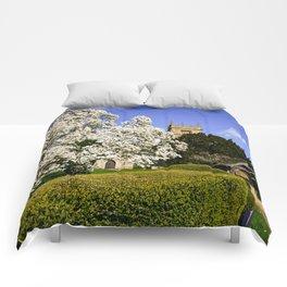Magnificent Magnolia Comforters