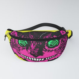 Cheshire Cat Fanny Pack
