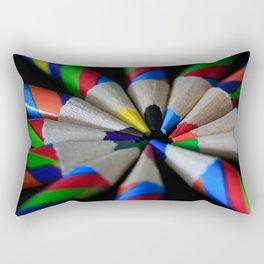 Twisters Rectangular Pillow