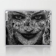 nasty-crazy-amazing Laptop & iPad Skin