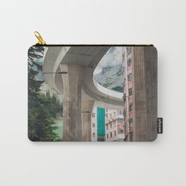 Slow Asia Carry-All Pouch