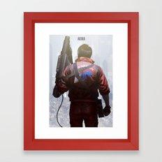 Akira Framed Art Print