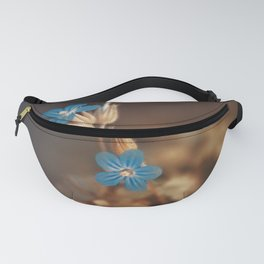 Blue is my favorite Color Fanny Pack