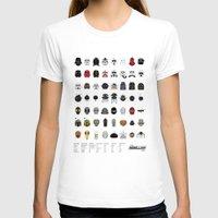 T-shirts featuring Star Wars: The Rebellion Era by Preston Porter