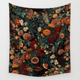 EXOTIC GARDEN - NIGHT XXI Wall Tapestry