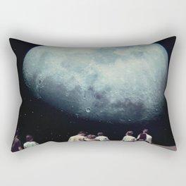 Way Back Home Rectangular Pillow