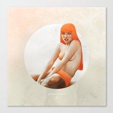 ANDROMEDA Canvas Print
