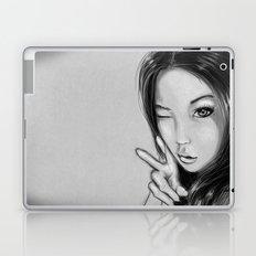 Japan Girl Laptop & iPad Skin