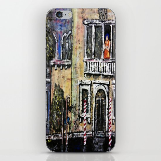 MYTHIC VENICE iPhone & iPod Skin