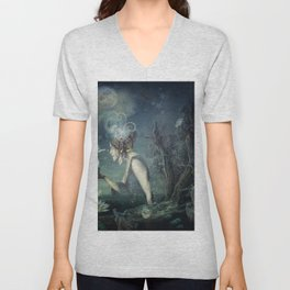 Our Lady of the Lake Unisex V-Neck