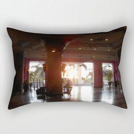 """The New Arrival"" Rectangular Pillow"