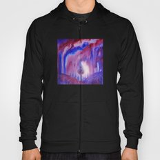 Lines in the mountains VII Hoody
