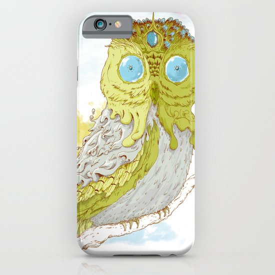 Bubowl iPhone & iPod Case