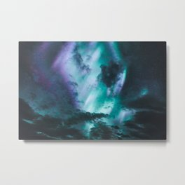 Aurora Borealis XX Metal Print