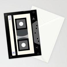 CMYK Cassette Tapes Stationery Cards