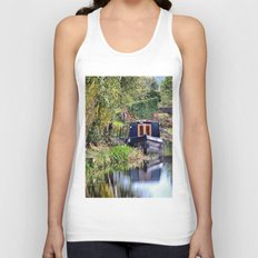 The  Mooring Unisex Tank Top