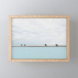 Equus II Framed Mini Art Print