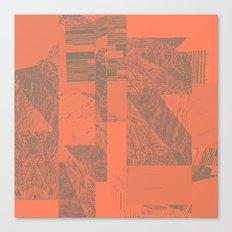 New Sacred 28 (2014) Canvas Print