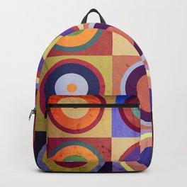 Kandinsky #38 Backpack