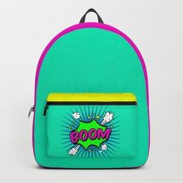 Boom Blue Boom Backpack