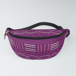 Mudcloth in Pinks Fanny Pack