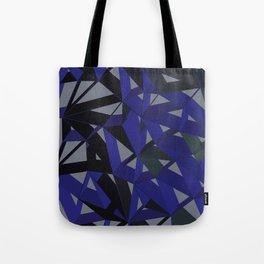 3D Futuristic GEO VII Tote Bag