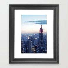 2 for day Framed Art Print
