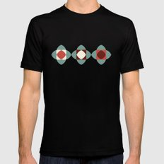 Intersection Mens Fitted Tee Black MEDIUM