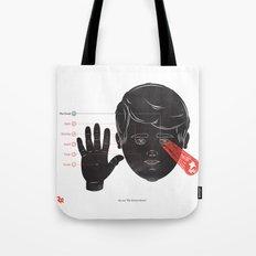 The Human Senses Tote Bag