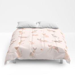 Sphynx Cats Comforters